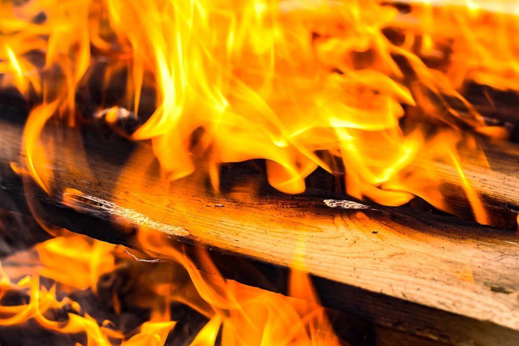 Valymas po gaisro / po liūčių